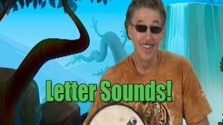 Phonics Song | Animal Alphabet Song | Letter Sounds | Alphabet Song | Jack Hartmann