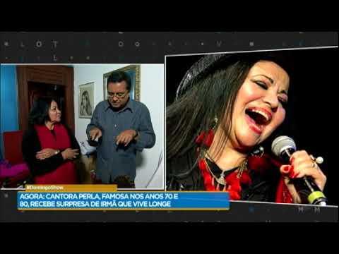 Perla explica por que cortou o cabelo e chora com recado de irmã com câncer