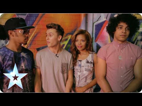 Luminites on how BGT can change your life!   Britain