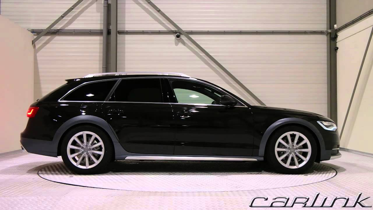 Audi A6 Allroad Brown  Black