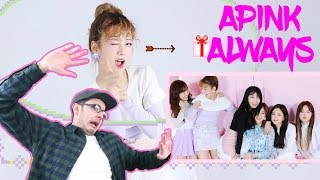 Man Suffers Sugar Overdose from APink | Apink - Always REACTION