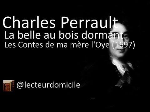 La belle au bois dormant - Charles Perrault - Les Contes de ma mère l'Oye