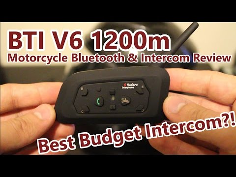 bti-v6-1200m-bluetooth-&-intercom-review