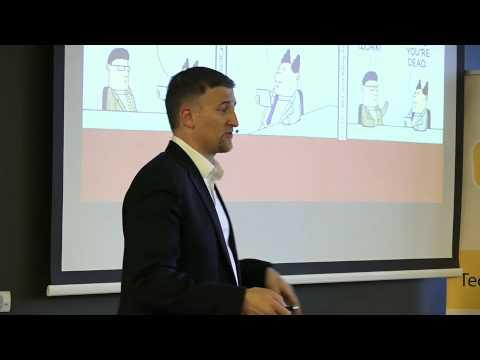 Rietumu FinTech Challenge: Roy Vella and digital wave