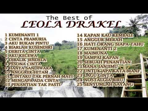 THE BEST OF LEOLA DRAKEL - ALBUM KENANGAN MANADO