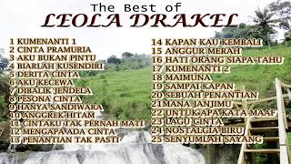THE BEST OF LEOLA DRAKEL - ALBUM KENANGAN MANADO