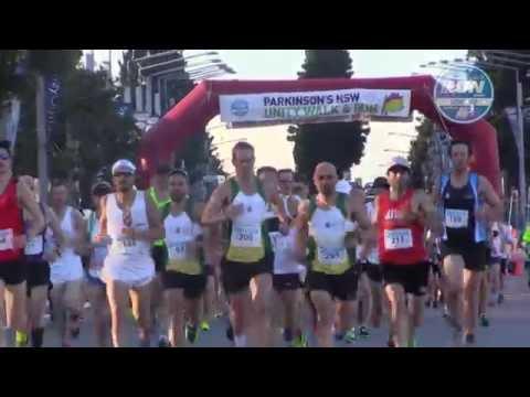 Sydney Half Marathon Highlights 2016