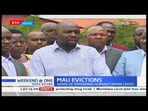 Rift Valley leaders seeking to forestall Mau evictions phase II to give room for dialogue