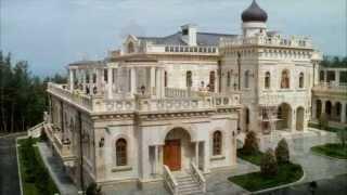 Резиденция патриарха Кирилла