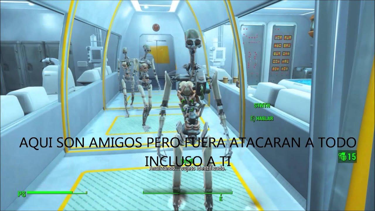 Fallout 4 esta ambientado en Taringa