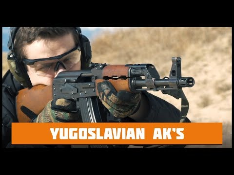 The Yugoslavian AK (M70 series): History and Features