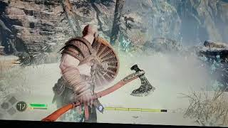 PS4 GOD of WAR.GAME # 2