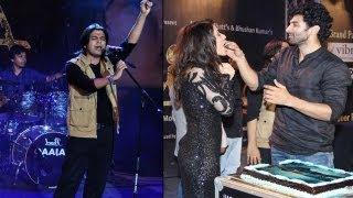Aashiqui 2 Music Concert  Spotted - Aditya Roy Kapur, Shraddha Kapoor