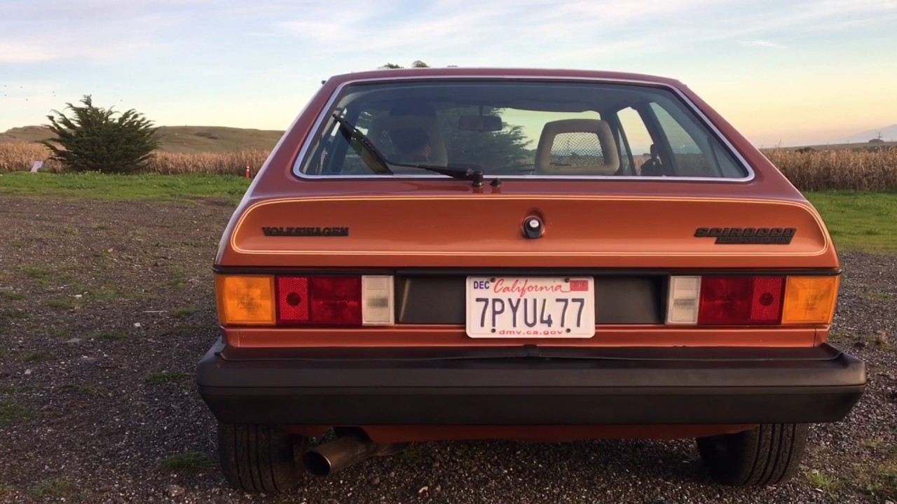 Project Car 1980 VW Scirocco Penny Introduction