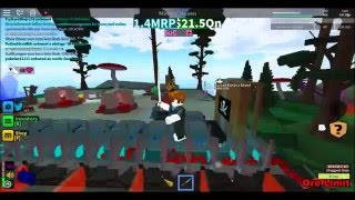 roblox miners haven trillion to qd to qn to Sx setup!!!
