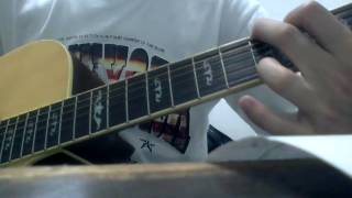Noi ay con tim ve guitar cover