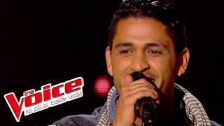 Rachid Taha, Khaled & Faudel - Abdel Khaled | Youness | The Voice France 2014 | Blind Audition