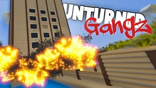 Unturned GangZ Hawaii S5E4: IT