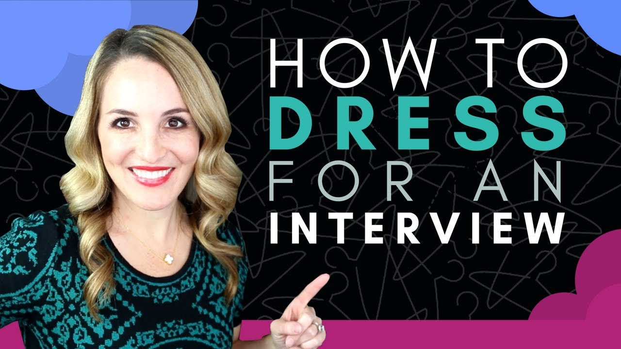 What To Wear To A Job Interview - Interview Outfit Ideas