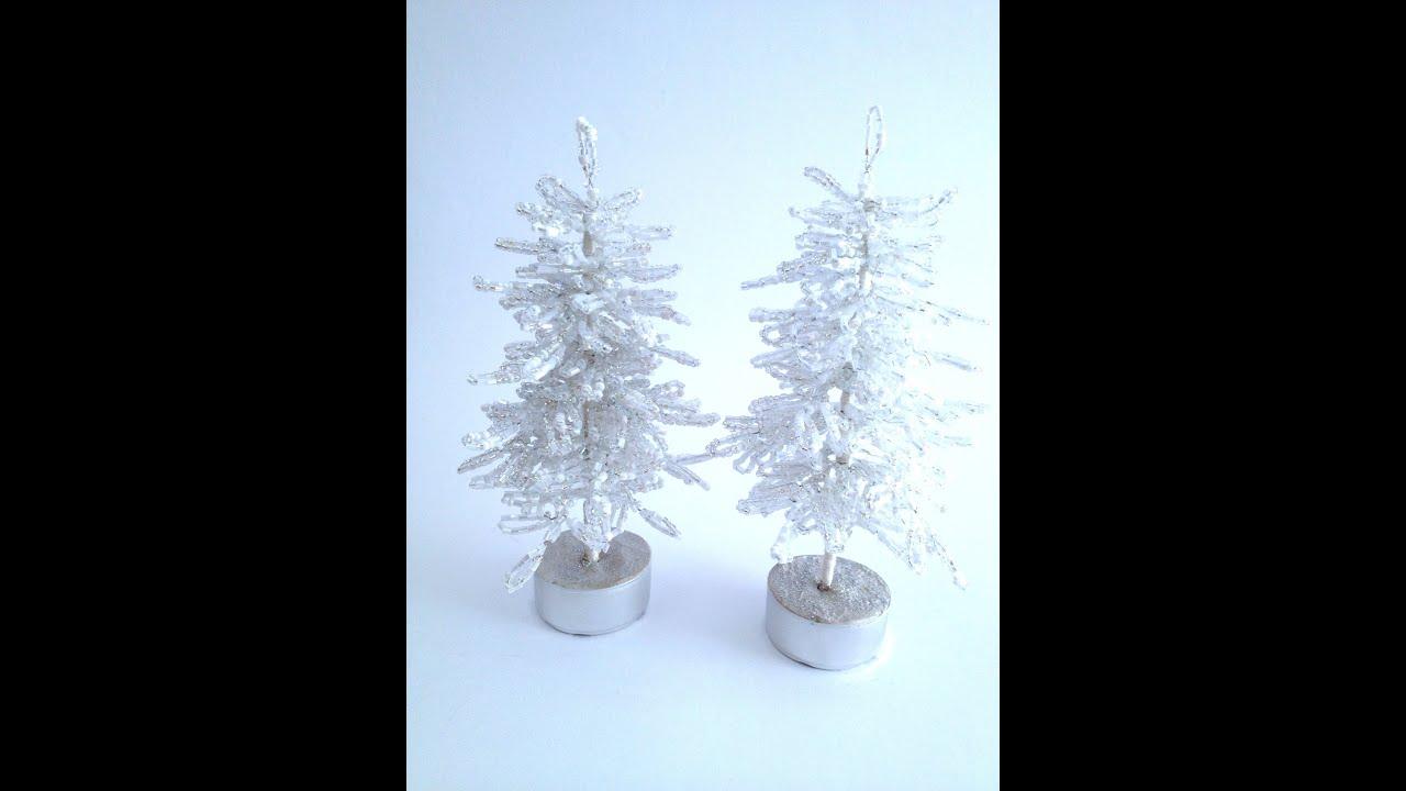 blaufichte fichte tannenbaum aus perlen teil 2 2 diy. Black Bedroom Furniture Sets. Home Design Ideas