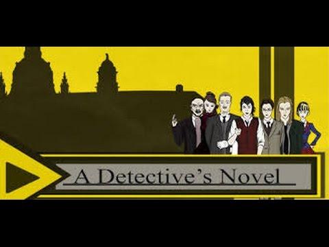 A Detective's Novel #1