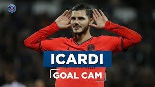 VIDEO: GOAL CAM | Every Angles | Mauro Icardi vs Amiens