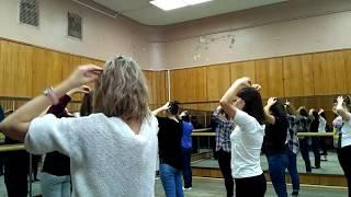Урок ритмики/ Музыкальная ритмика