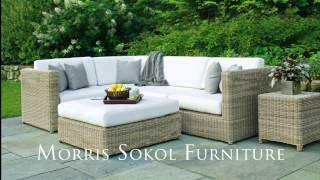 Morris Sokol 30 Tv Outdoor Furniture 2015
