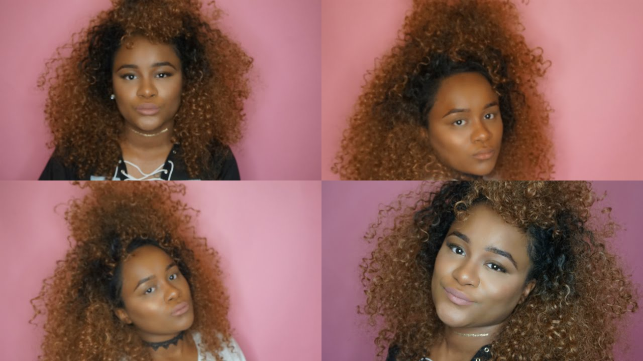 Outre Dominican Curly DR30 Wig Review - YouTube 7b8f7462a