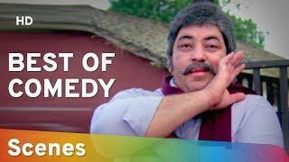 Comedy scenes from Mohabbat (1985) Anil Kapoor  Vijeta Pandit  Shakti Kapoor  Amjad Khan