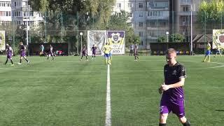 Видео матча Respect - Фокстрот - 1:3. WS League 2018. Высшая лига. 19 тур