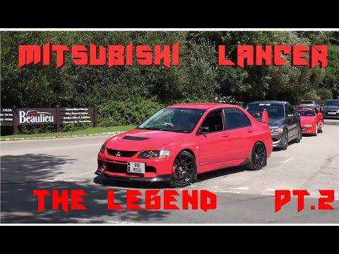 Mitsubishi Lancer // The Legend pt.2