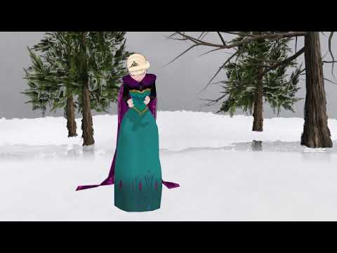 Shity Test MMD Let it Go