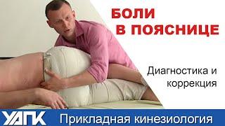 Поясничный отдел. Мануальная терапия дисфункций | Михаил Савиных