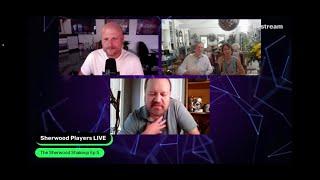 "Michael Houlihan & Bonnie Harvey ""Business Audio Theatre"" | The Sherwood Shakeup Ep 5"