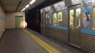 名市交3122H(鶴舞線) 浅間町駅発車