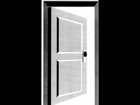 Door open then close sound effect youtube for Door opening sound effect