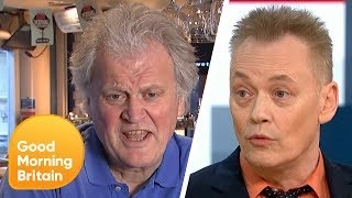 Terry Christian and Wetherspoons Boss Clash in Heated Brexit Debate | Good Morning Britain