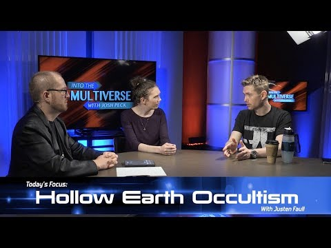 ItM 068: Justen Faull Exposes Hollow Earth Occultism
