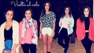 Outfits para la vuelta al cole 2013