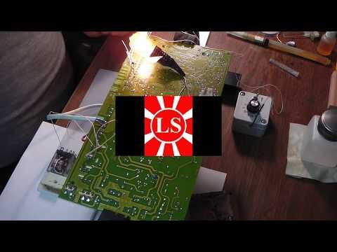 Ремонт платы от Vaillant Atmo Max /  Repair PCB From Vaillant Atmo Max