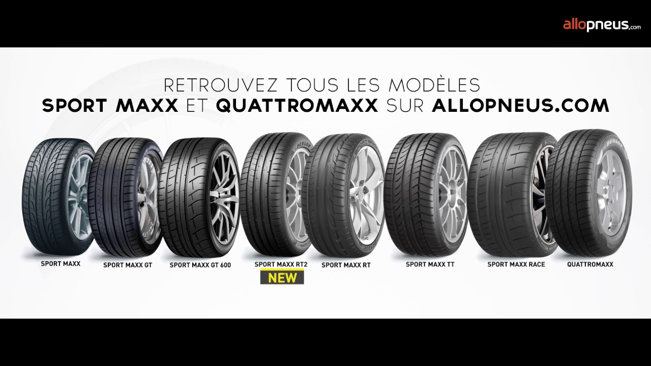 montage domicile offert sur les dunlop sport maxx et quattromaxx youtube. Black Bedroom Furniture Sets. Home Design Ideas