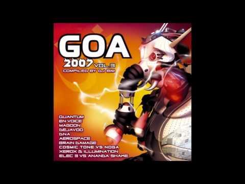 Dejavoo - Disco Shit - Album GOA 2007 Vol 3