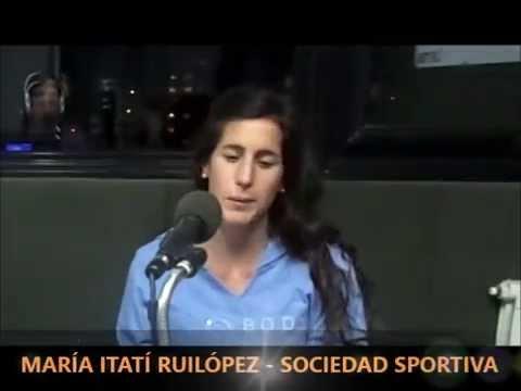 Hockey Bahia en Radio Universal: Invitadas María Itatí Ruilópez y Florencia Scheverin