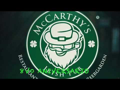 8vo Aniversario McCarthy's (Playa Del Carmen)