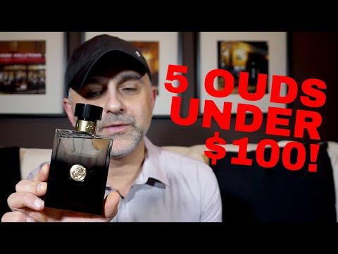 Top 5 Designer Oud Fragrances Under $100 Dollars   Favorite Oud Colognes By Designers Under $100