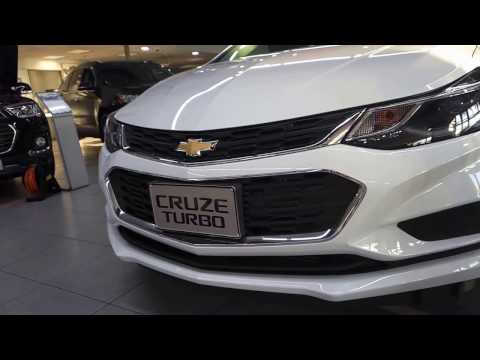 Chevrolet Cruze 2017 Quick Review. Быстрый обзор. שברולט קרוז 2017.