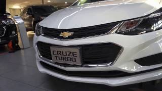 chevrolet Cruze 2017 Quick Review. Быстрый обзор.   2017