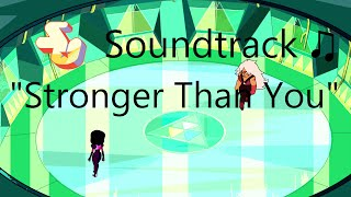 Repeat youtube video Steven Universe Soundtrack ♫ - Stronger Than You (feat. Estelle) [Raw Audio]