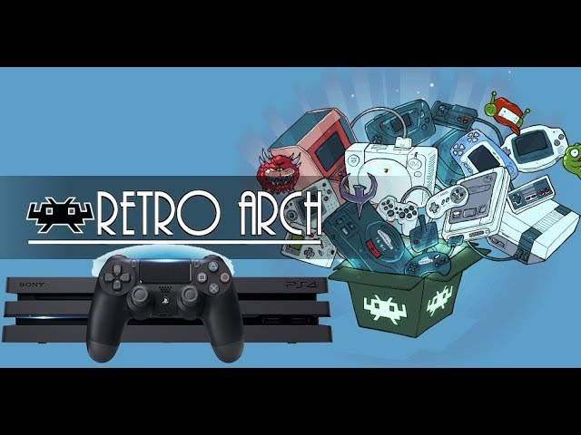 DESCARGAR RETROARCH PS4 Лучише игры для Sony Playstation